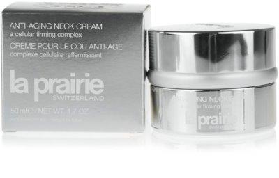 La Prairie Cellular crema reafirmante para cuello y escote 2