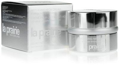 La Prairie Cellular crema reafirmante para cuello y escote 3