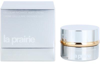 La Prairie Cellular crema de noapte revitalizanta pentru o piele mai luminoasa 1