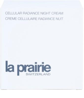 La Prairie Cellular crema de noapte revitalizanta pentru o piele mai luminoasa 2