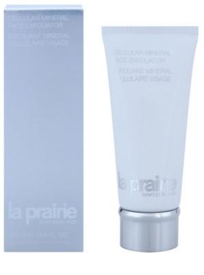 La Prairie Cellular Esfoliante mineral facial 1