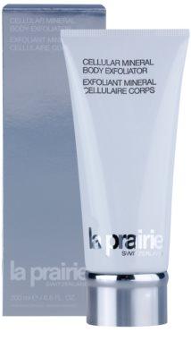 La Prairie Cellular exfoliante corporal mineral 2