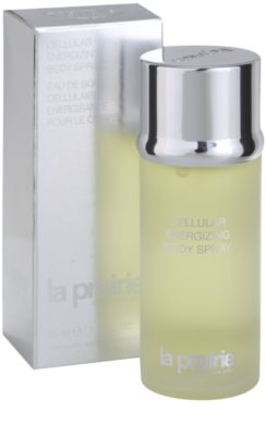 La Prairie Cellular Energizing testápoló spray 1