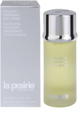 La Prairie Cellular Energizing testápoló spray 2