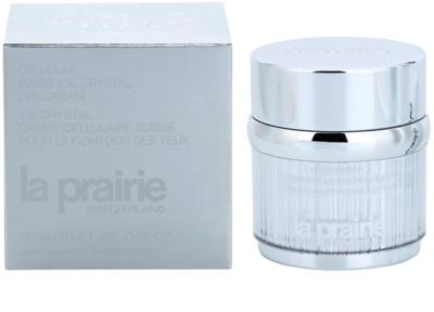 La Prairie Cellular Swiss Ice Crystal creme de olhos antirrugas, anti-olheiras, anti-inchaços 2