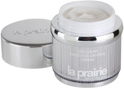 La Prairie Cellular Swiss Ice Crystal tiefenwirksame feuchtigkeitsspendende Creme gegen Hautalterung 2
