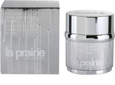 La Prairie Cellular Swiss Ice Crystal tiefenwirksame feuchtigkeitsspendende Creme gegen Hautalterung 3