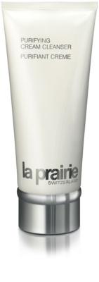 La Prairie Swiss Daily Essentials crema limpiadora para pieles normales y secas