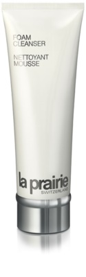 La Prairie Swiss Daily Essentials mousse de limpeza