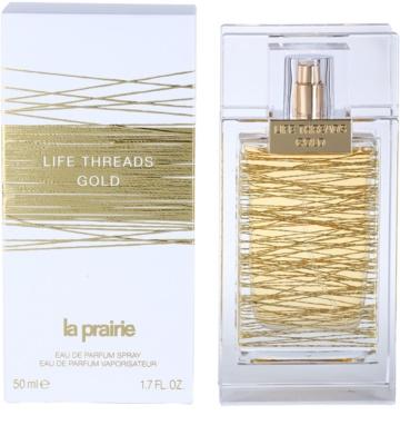 La Prairie Life Threads Gold eau de parfum para mujer