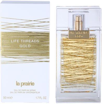 La Prairie Life Threads Gold woda perfumowana dla kobiet