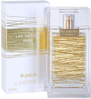La Prairie Life Threads Gold parfumska voda za ženske 1