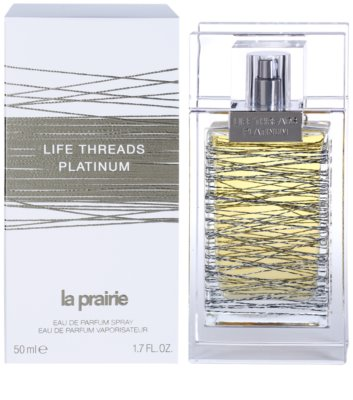 La Prairie Life Threads Platinum Eau de Parfum für Damen