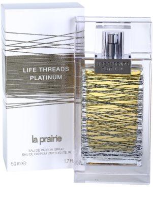 La Prairie Life Threads Platinum eau de parfum para mujer 1