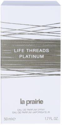 La Prairie Life Threads Platinum eau de parfum para mujer 4