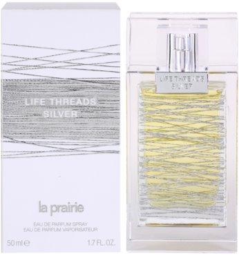 La Prairie Life Threads Silver eau de parfum para mujer