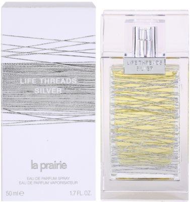 La Prairie Life Threads Silver парфумована вода для жінок