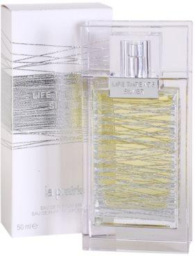 La Prairie Life Threads Silver eau de parfum para mujer 1