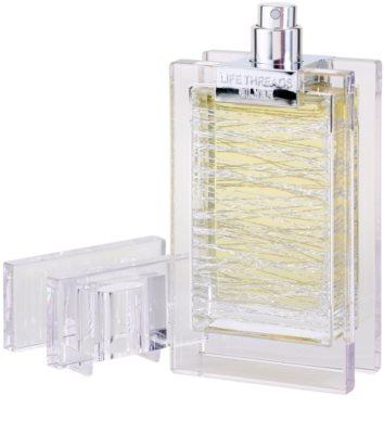 La Prairie Life Threads Silver eau de parfum para mujer 3