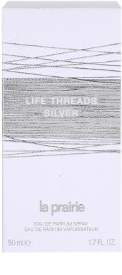 La Prairie Life Threads Silver eau de parfum para mujer 4