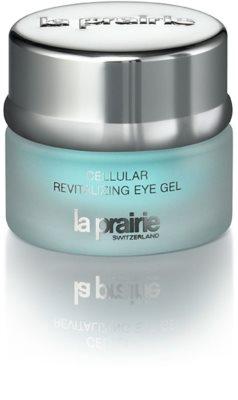La Prairie Swiss Moisture Care Eyes gel para contorno de ojos