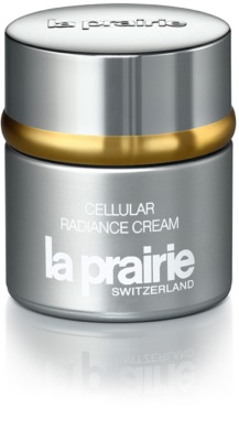 La Prairie Swiss Moisture Care Face rozjasňujúci krém