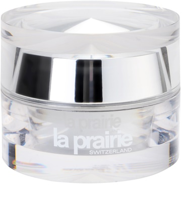 La Prairie Cellular Platinum Collection crema de platino para iluminar la piel