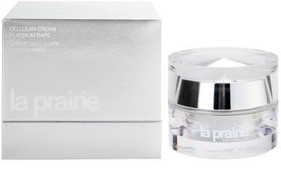 La Prairie Cellular Platinum Collection krem platynowy rozjaśniający 3