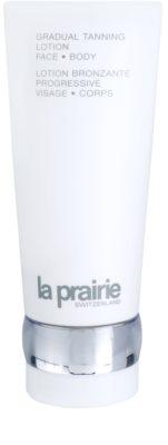 La Prairie Sun Protection feutigkeitsspendende Milch für allmähliche Bräunung