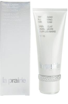 La Prairie White Caviar hydratačná starostlivosť na ruky 1