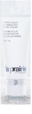 La Prairie White Caviar hydratačná starostlivosť na ruky 2