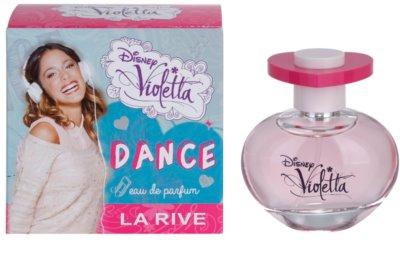 La Rive Disney Violetta Dance Eau de Parfum para mulheres