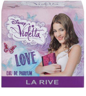La Rive Disney Violetta Love Eau De Parfum pentru femei 4