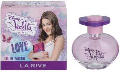 La Rive Disney Violetta Love Eau De Parfum pentru femei