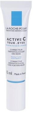 La Roche-Posay Active C crema antiarrugas contorno de ojos apto para pieles sensibles