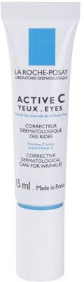 La Roche-Posay Active C przeciwzmarszczkowy krem pod oczy  do wszystkich rodzajów skóry, też wrażliwej
