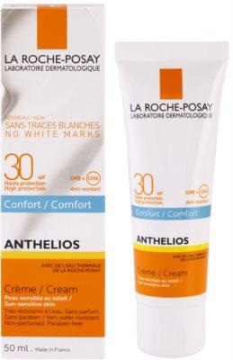La Roche-Posay Anthelios ochranný krém na obličej SPF 30 1