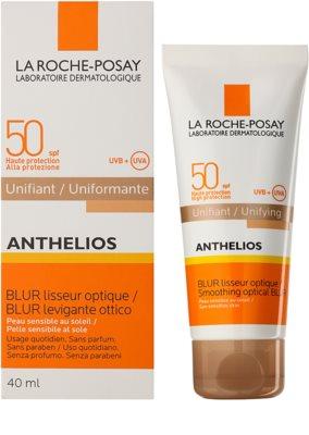 La Roche-Posay Anthelios ochranný sjednocující fluid pro vyhlazení pleti SPF 50 1