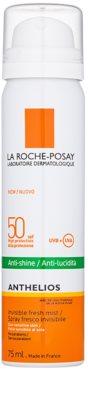 La Roche-Posay Anthelios spray refrescante para el rostro con protección UVA / UVB