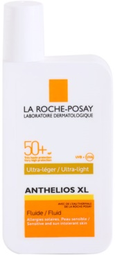 La Roche-Posay Anthelios XL fluid cu o consistenta usoara SPF 50+