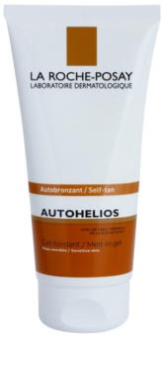 La Roche-Posay Autohelios Gel hidratante para o cuidado do uso de autobronzeadores para pele sensível