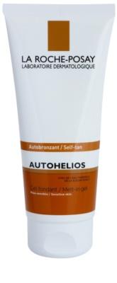 La Roche-Posay Autohelios önbarnító hidratáló géles ápolás az érzékeny arcbőrre