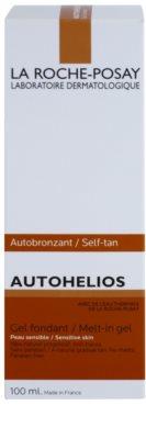 La Roche-Posay Autohelios feuchtigkeitsspendende Selbstbräuner-Gel für empfindliche Haut 2