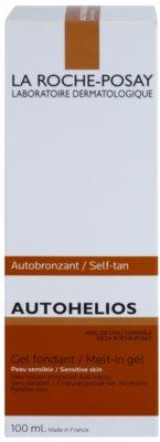 La Roche-Posay Autohelios gel hidratant autobronzant pentru piele sensibila 2