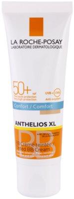 La Roche-Posay Anthelios XL crema BB cu protectie ridicata si filtru UV SPF 50+