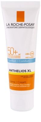 La Roche-Posay Anthelios XL crema pentru bronzat, fara parfum SPF 50+