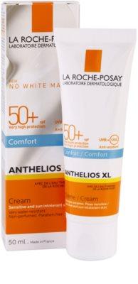 La Roche-Posay Anthelios XL krema za sončenje za obraz brez dišav SPF 50+ 2