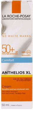 La Roche-Posay Anthelios XL creme solar facial sem perfume SPF 50+ 3