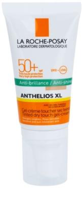 La Roche-Posay Anthelios XL mattierende gefärbte Gel-Creme SPF 50+