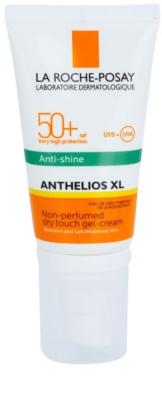 La Roche-Posay Anthelios XL gel-creme matificante sem perfume SPF 50+ 1